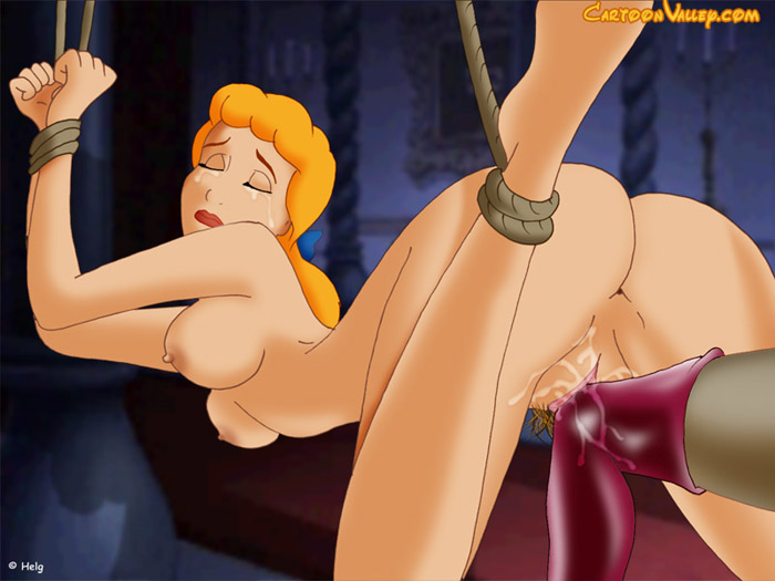 Cartoon princess lesbian bondage she attractively
