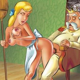 Cinderella porn