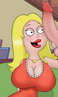 American Dad & Family Guy - Francine Smith Griffins Porn Hayley Smith Lois Griffin Meg Griffin Smiths Porn