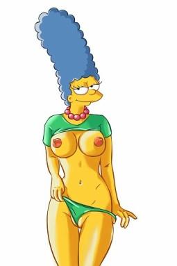 Marge Simpson sex tales