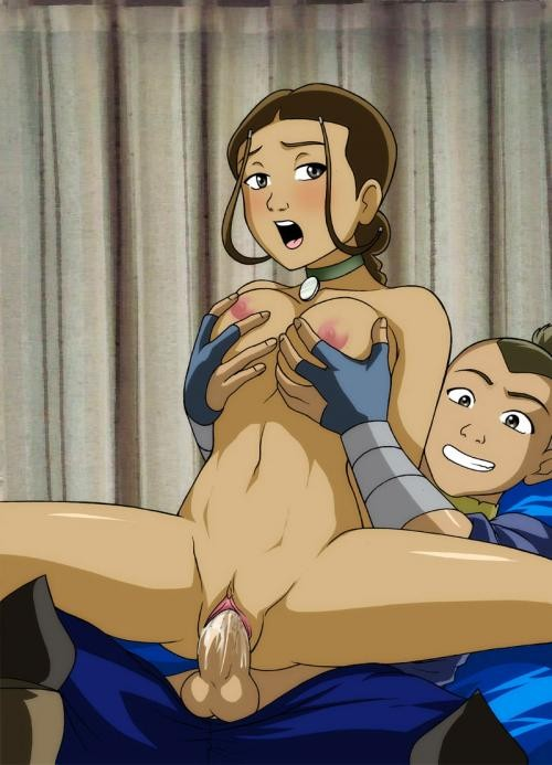 Cartoon avatar porn