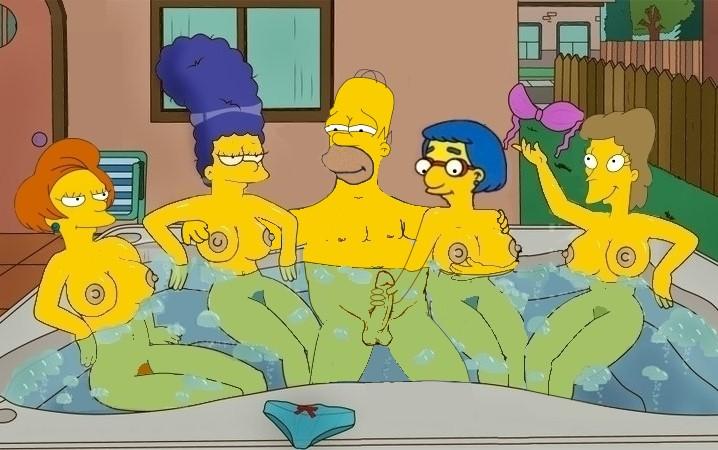 Bisexual cum eating orgy