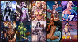 Porn from world of warcraft characters