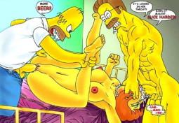 Porn Simpsons CARTOONS