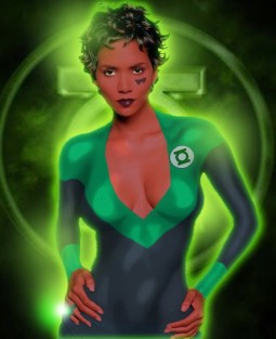 Halle Berry Hot celebrity toons