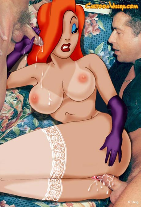 Speaking, Sexy jessica rabbit cartoon porn any more