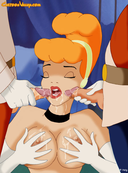cinderella cartoon sex