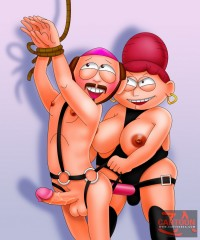 CartoonZa presents South Park XXX - South Park porn TV Cartoon