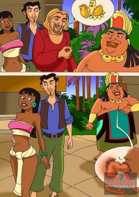 The Road to El Dorado - All Toons