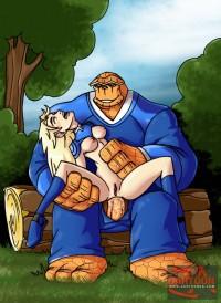 Fantastic Four xxx - All Cartoons
